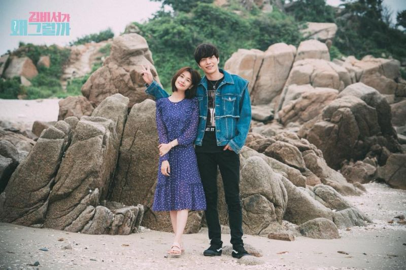 李民基&庭沼珉客串《金秘书为何那样》扮朴敏英父母