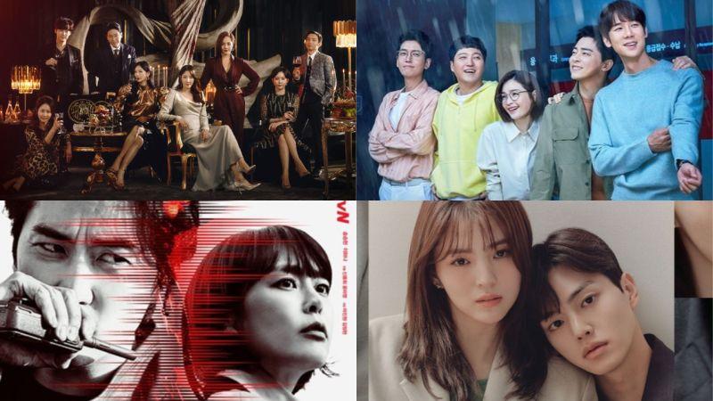 【6月新剧】这个月每部都想追!热门剧《The Penthouse》、《机智医生生活》、《Voice》新一季回归!