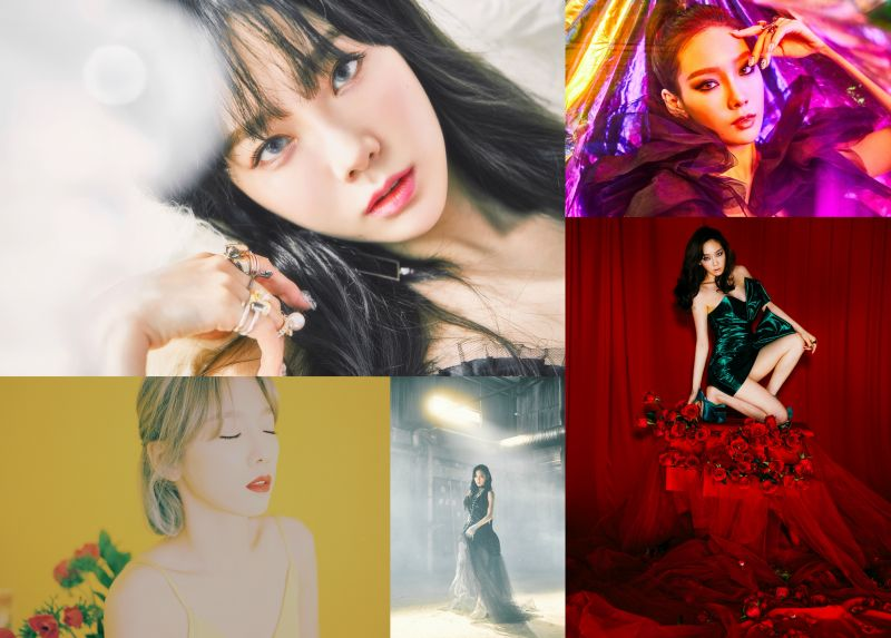 終於等到你!太妍將於28日發表SOLO正規一輯《My Voice》 主打曲為《Fine》