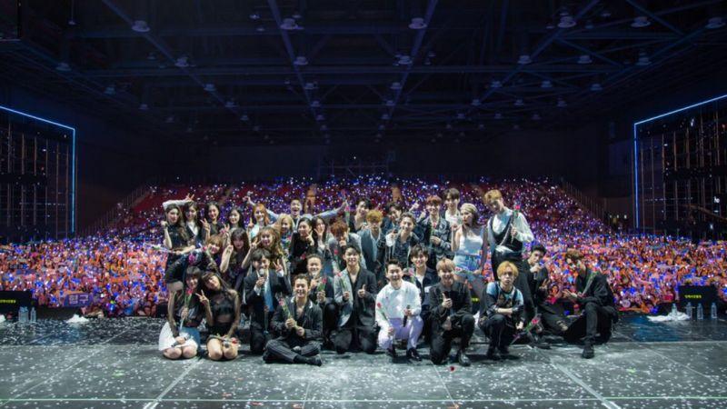 CUBE 家族演唱會盛大落幕!特別專輯〈ONE〉正式發行