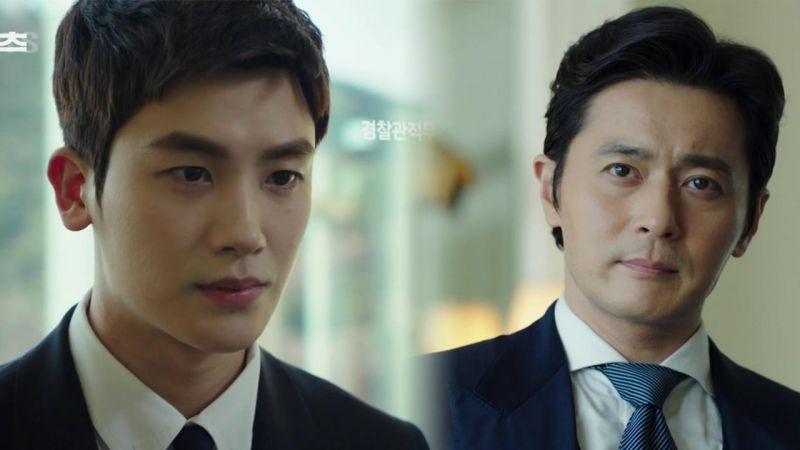 《金装律师》张东健与朴炯植的初次见面超级精彩!