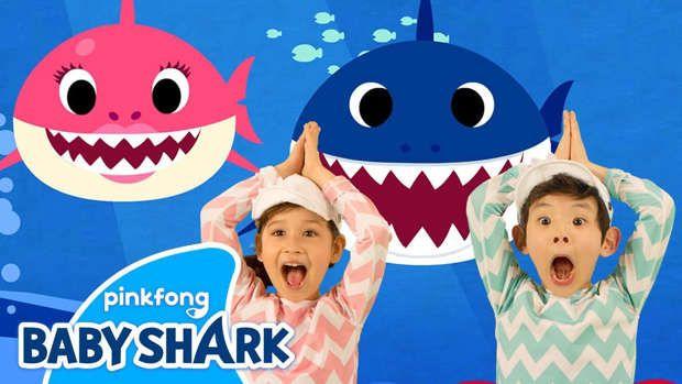 「全球最多次觀看的影片」排名刷新!韓國兒歌《Baby Shark》 取代蟬聯三年的《Despacito》,累計播放近70.5億次