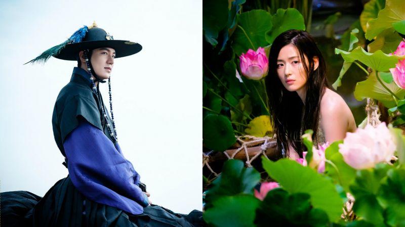 《藍色海洋的傳說》劇照公開 李敏鎬&全智賢回到古代