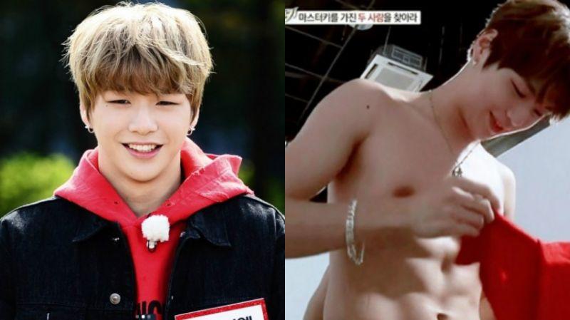韓國網友票選身材比例最棒男星 大長腿漫撕男姜丹尼爾拿下一位