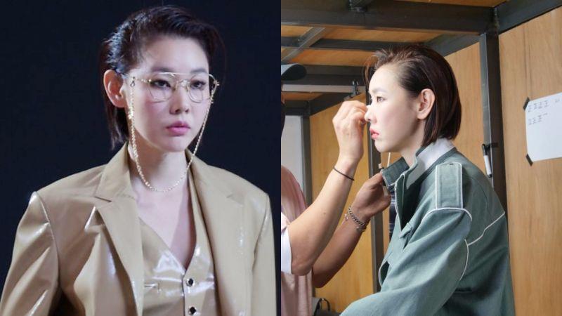 2020年虽然没有首尔FW时装周,但是有韩惠珍16小时100套的自费走秀