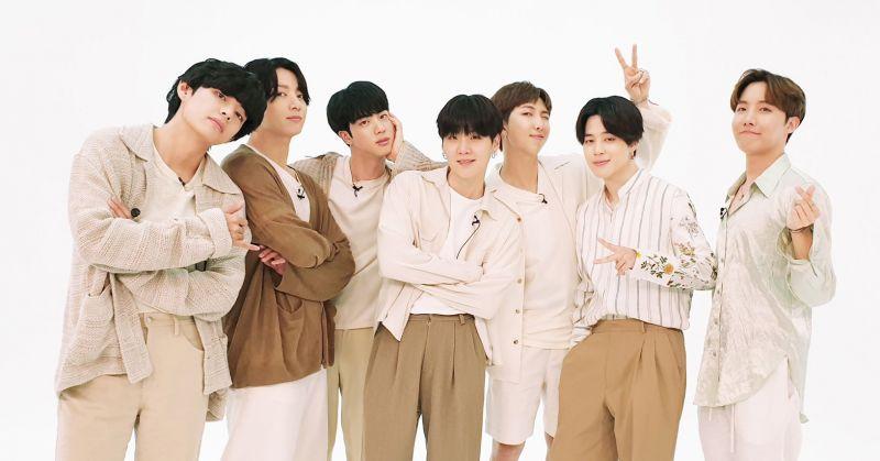 BTS防彈少年團穩坐 Oricon 專輯榜首 同時登上英國官方排行榜!