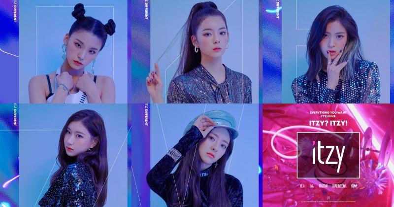 JYP 五人女團 ITZY 公開出道曲預告片 確定 2/12 正式發片出道!