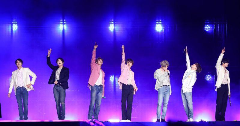 BTS防弹少年团发行不插电版〈Make it Right〉 再度横扫 iTunes 榜!