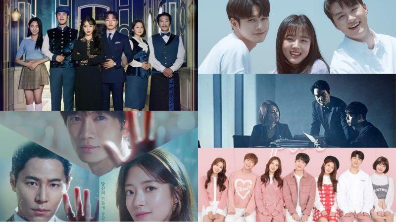【KSD评分】由韩星网读者评分!排名无变动 《德鲁纳酒店》、《医生耀汉》、《18岁的瞬间》继续占据前三名