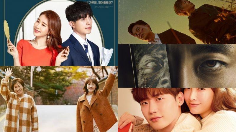 【KSD评分】由韩星网读者评分!《触及真心》、《耀眼》并列第一 《圈套》紧追在后