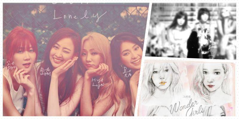 用美好的方式告别!2NE1&Wonder Girls&Sistar的离别曲  每一句都是「回忆杀」