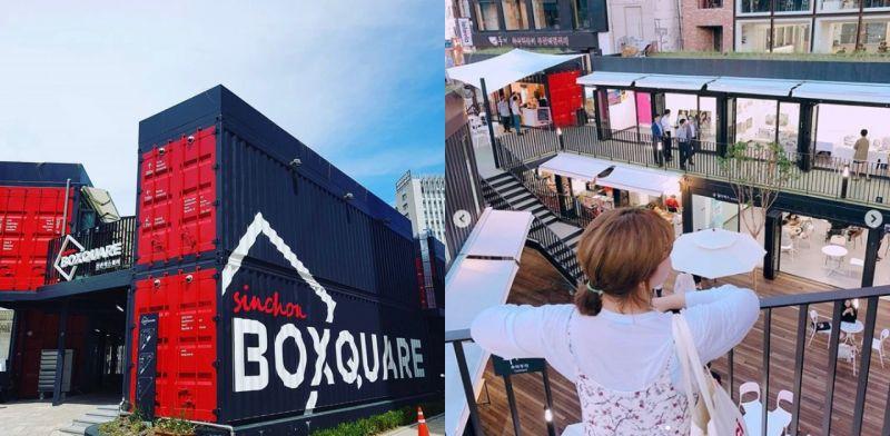 还只去蓝货柜?最近韩国年轻人都去这个新货柜场!
