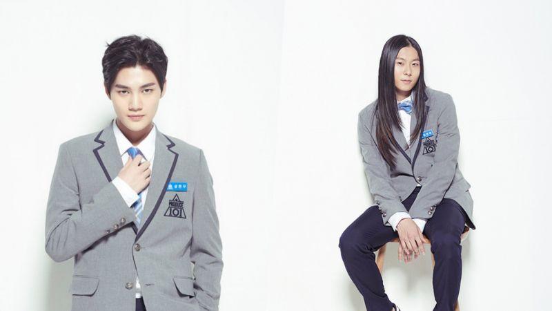 《Produce101》张文福&成贤宇组团出道!12月要发新曲啦~