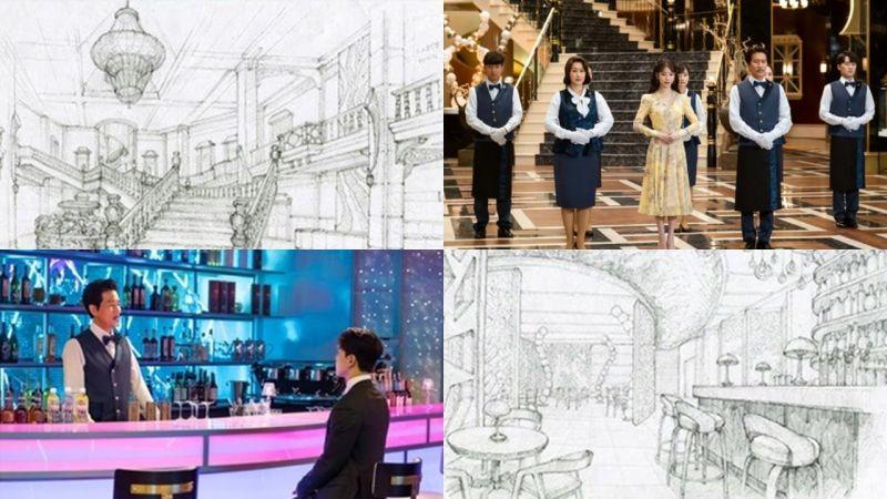 《德魯納酒店》藝術總監公開350坪酒店設計圖:空間也是一個角色!