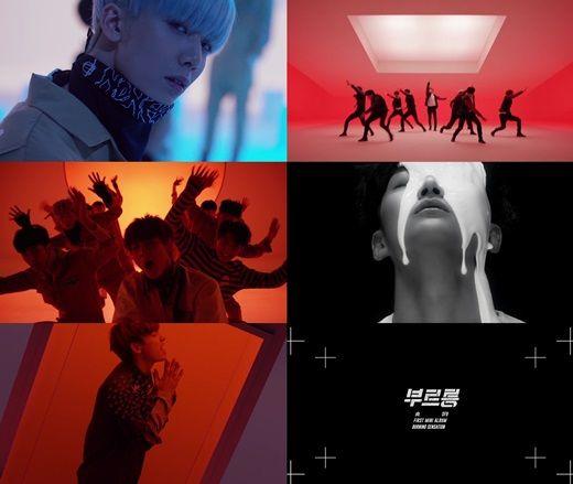 SF9公開首張迷你專輯主打歌《ROAR》MV 獨特群舞突顯存在感