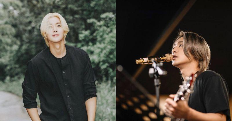 金贤重线上演唱会将在百余国同步直播 正规专辑发行在即!