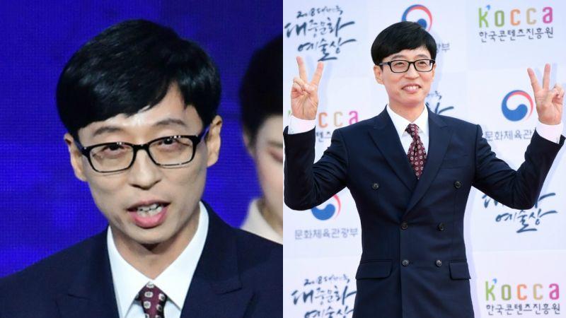 刘在锡荣获总统表彰,吐露对不起老婆:「淩晨假装没听到孩子哭」