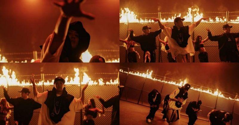殷志源新歌《I'M ON FIRE》预告片公开! 硬派曲风超燃