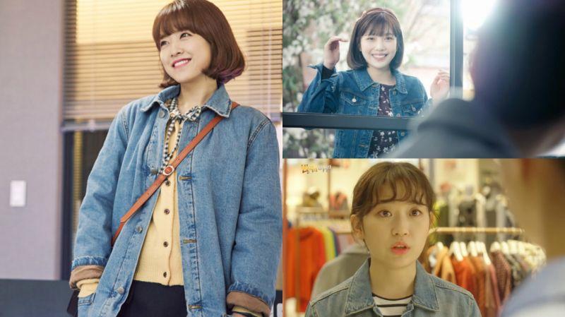 女孩們必備的牛仔外套啊!來看看近期韓劇裡的她們是怎樣穿搭的吧!