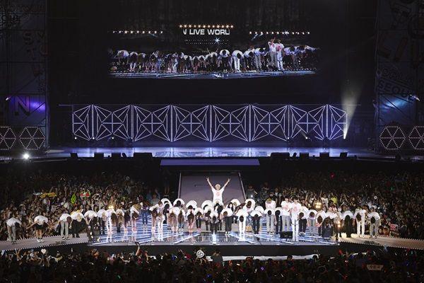 SMTOWN LIVE第六次世界巡迴演出即將於7/8日揭開華麗序幕