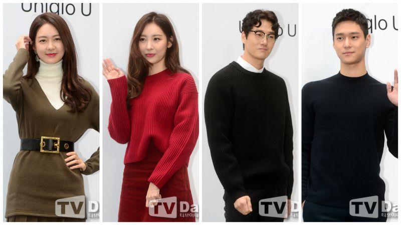 李枖原&Wonder Girls善美&劉智泰&高庚杓等人亮相服裝發佈會