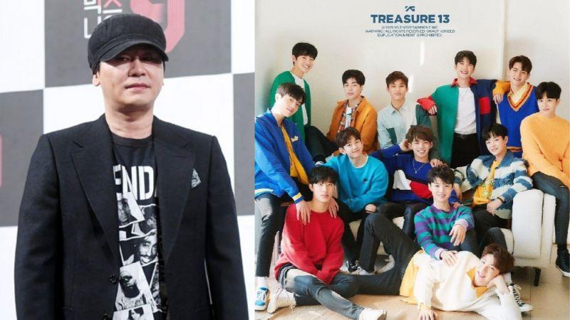 受梁铉锡涉嫌性招待丑闻影响...YG新男团「TREASURE 13」7月出道失败!网友:「孩子们去别的地方吧!」