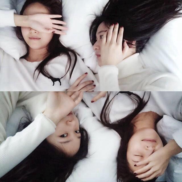 f(x) Krystal寫給姐姐Jessica的一封信:「我們要重視當下,重視現在的幸福」