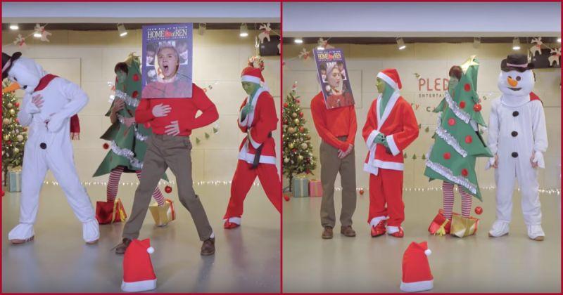 NU'EST W 又來挑戰 L.O.ㅅ.E 的笑點了!送上耶誕版〈Help Me〉