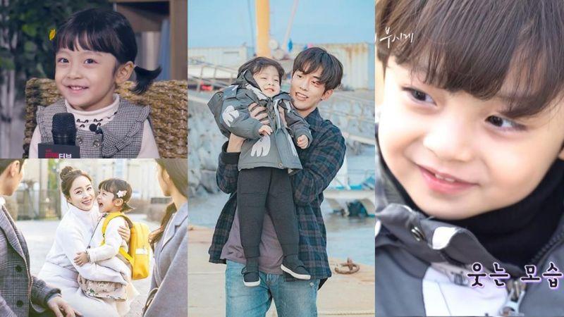 可爱童星韩剧《耀眼》里是南柱赫的儿子,新剧《Hi Bye,Mama》里却是金泰希女儿?