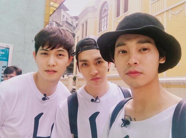 李宗泫、鄭俊英、崔泰俊結伴出演《Battle Trip》