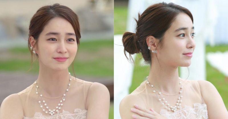 劇中最美的新娘!小時候就擁有驚人美貌的李珉廷,名符其實的「母胎美女」!