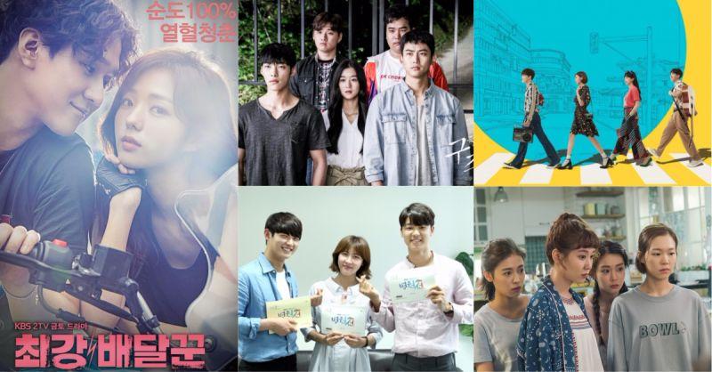 8月要播的新劇有7部呢!有愛情、懸疑、青春、穿越等類型!你最想要看的是哪一部呢?