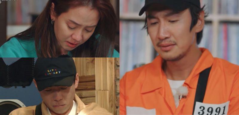 《Running Man》下集預告!李光洙流著淚和成員們告別,他衣服上的數字「3991」也藏著特別意義!