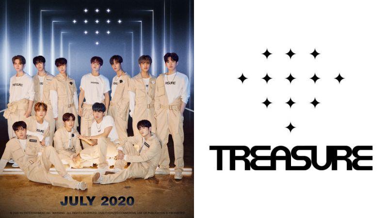 YG新人男团TREASURE最新12人海报公开!预告7月出道