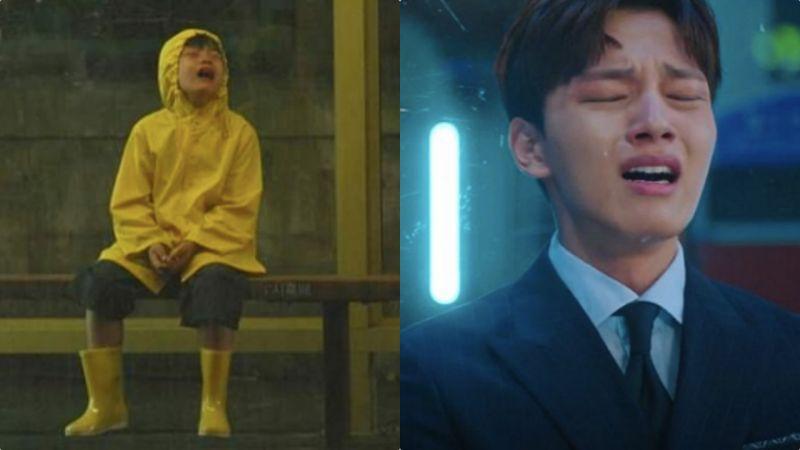 【有片】时隔14年吕珍九又坐在长櫈上哭了!哭得还是那么让人心碎啊ㅠㅠ