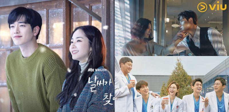 【KSD评分】由韩星网读者评分:《机智医生生活》TOP 2;《夫妻的世界》TOP 3!