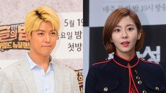 最新消息! U-IE & KangNam先否认后改口承认恋情 已交往3个月!