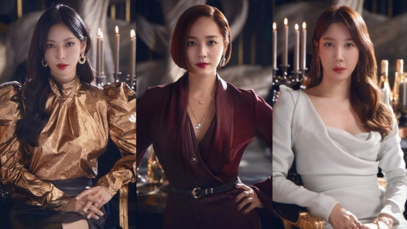 《皇后的品格》導演、編劇新劇《The Penthouse》僅播出2集收視就突破10%!這部演員陣容也超強大