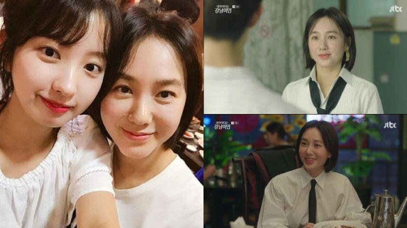 竟然已经47岁!朴珠美在《我的ID是江南美人》饰演车银优妈妈,让不少观众赞叹:「太美了!」