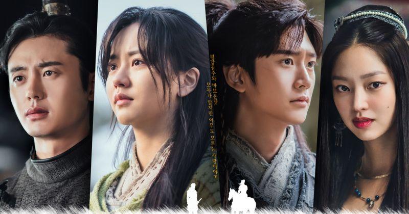 《月升之江》重拍版第 1~6 集在韓國上線 愛情線、心境轉折更流暢!