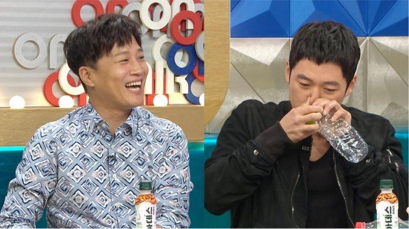 車太鉉的朋友又來啦!張赫攜《壞爸爸》劇組出演《RS》 用鼻子吹開寶特瓶竟是為了…?