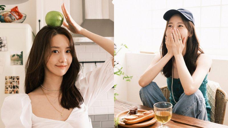润娥最爱的少女时代歌曲就是这两首:「海军女孩」《说出你的愿望》&亮闪闪舞台《Lion Heart》