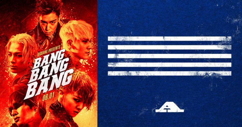 BIGBANG 旧歌依然火热 〈BANG BANG BANG〉MV 破四亿