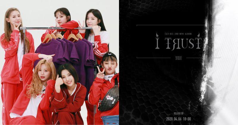 (G)I-DLE 回歸倒數一週 主打歌依舊為田小娟自創曲!