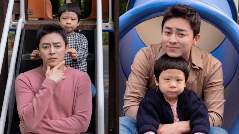 《机智医生生活》曹政奭与「儿子」宇宙的合照公开!网友:「两人真的有父子脸呀!」