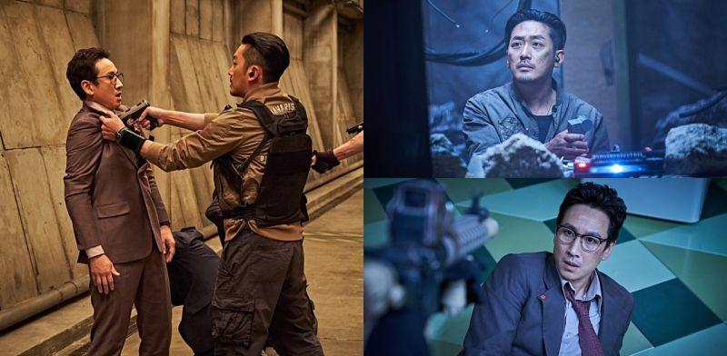 【影评】《轰天暴队》:由两韩关系以至中美在背后角力如何影响局势