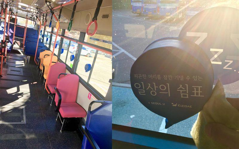公車上打盹不用再撞到頭痛啦!深夜公車設置防撞機制