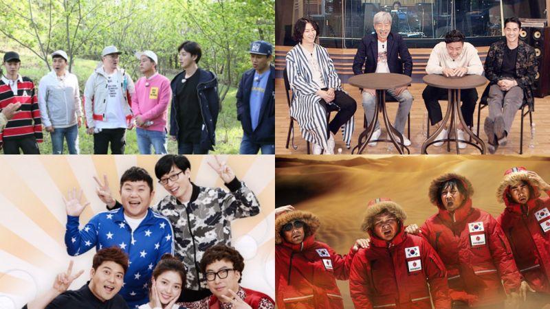 [上半年總結] KBS綜藝靠長壽節目硬挺?急需強勢新綜藝!