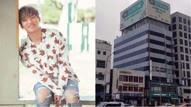 BIGBANG大聲購入310億韓元大樓!是由地下2層樓,地上8層樓構成的大樓啊!