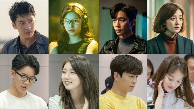 李昇基、秀智等主演《VAGABOND》確定下月(9月)20日首播!官方公開新劇照、劇本閱讀現場